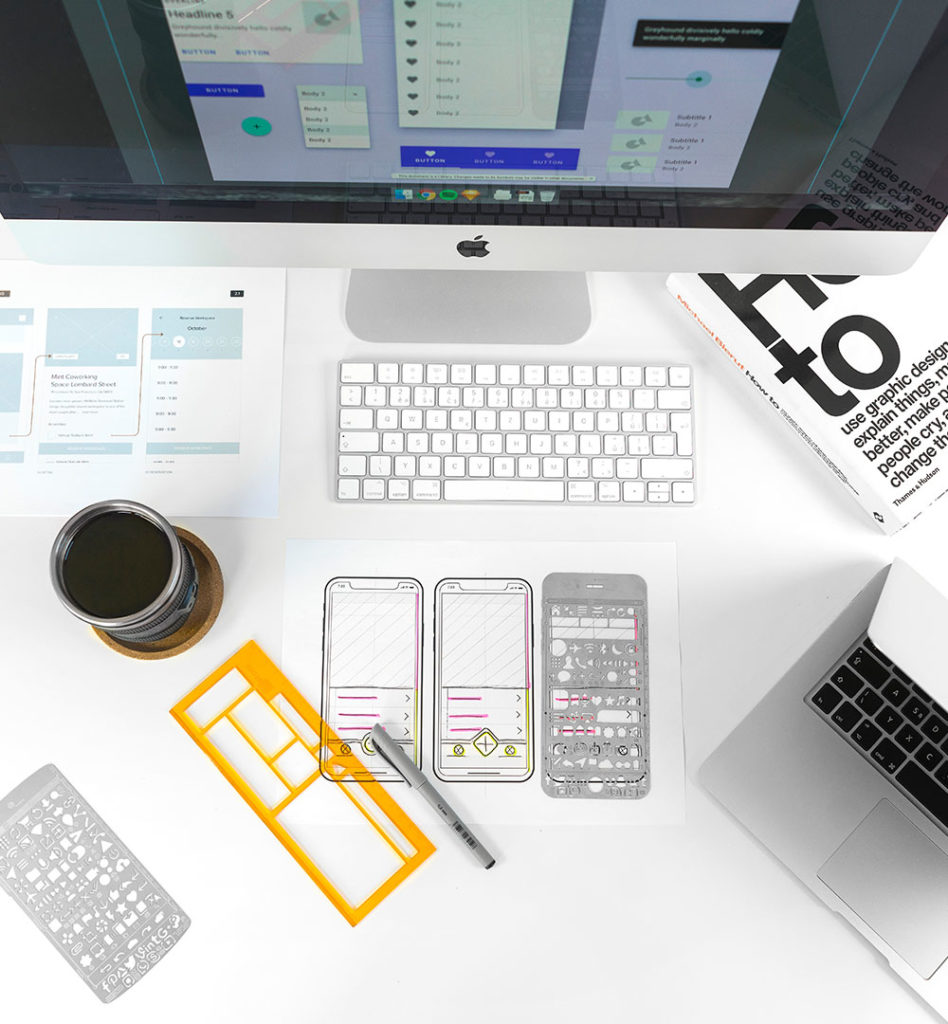 What are the trends in the web and mobile development industry?