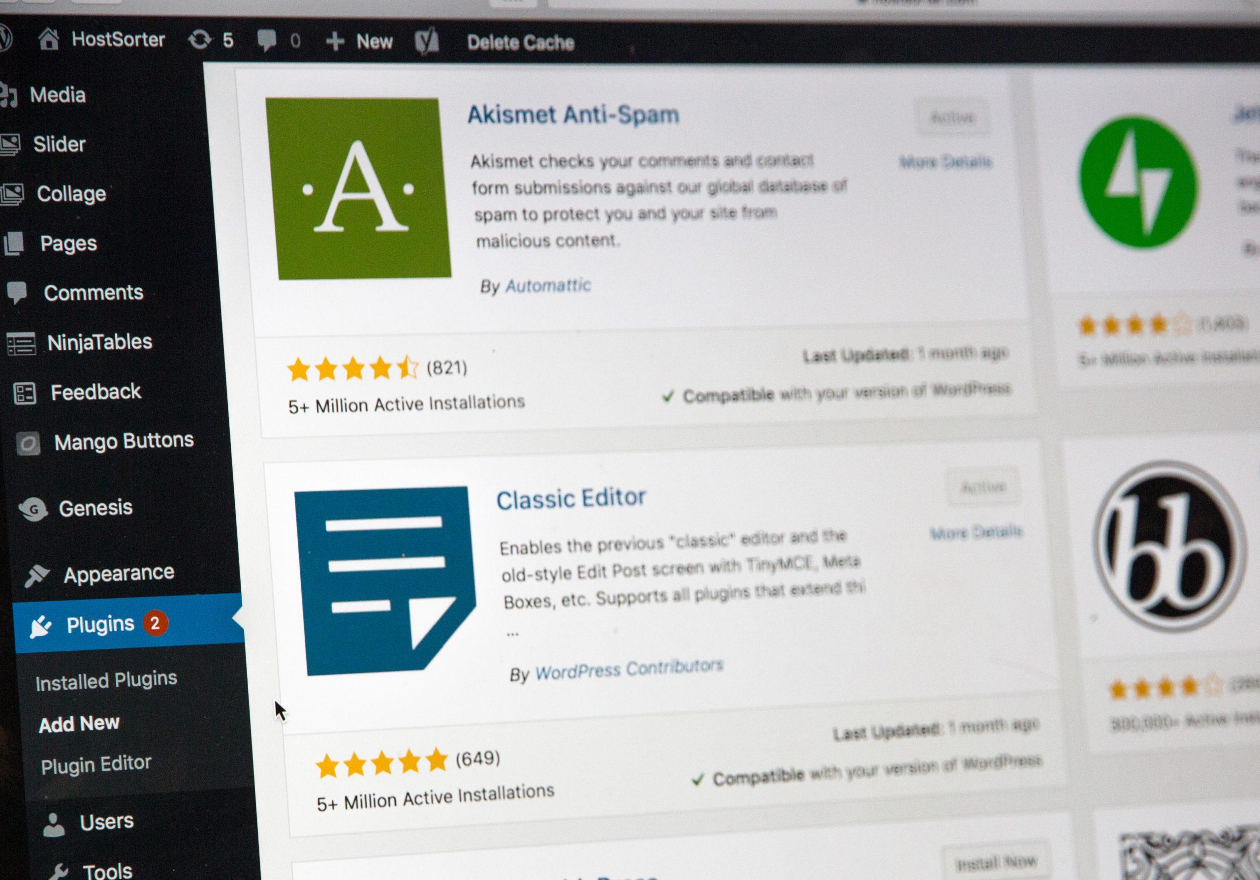 Top 10 plugins para WordPress